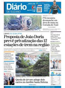 Jornal Diário de Suzano - 26/02/2019