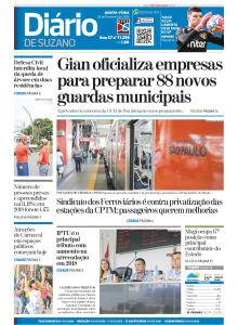 Jornal Diário de Suzano - 27/02/2019