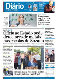 Jornal Diário de Suzano - 18/03/2019
