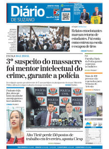 Jornal Diário de Suzano - 19/03/2019