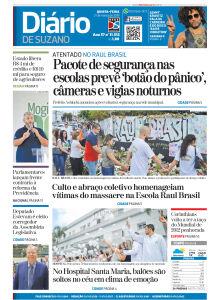 Jornal Diário de Suzano - 20/03/2019
