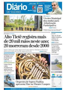 Jornal Diário de Suzano - 07/03/2019