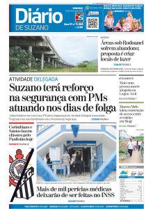 Jornal Diário de Suzano - 09/03/2019