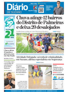Jornal Diário de Suzano - 11/03/2019
