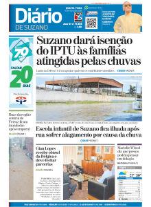 Jornal Diário de Suzano - 12/03/2019