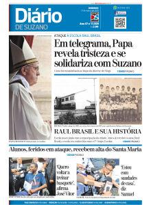 Jornal Diário de Suzano - 16/03/2019