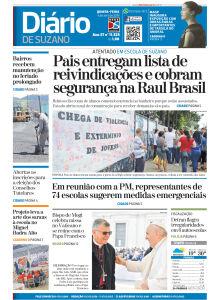 Jornal Diário de Suzano - 03/04/2019