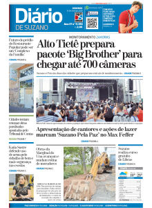 Jornal Diário de Suzano - 13/04/2019