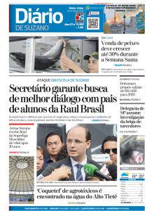 Jornal Diário de Suzano - 15/04/2019