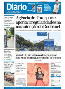 Jornal Diário de Suzano - 16/04/2019