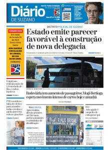 Jornal Diário de Suzano - 18/04/2019