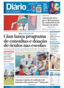 Jornal Diário de Suzano - 23/04/2019