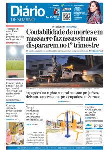 Jornal Diário de Suzano - 26/04/2019