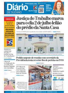 Jornal Diário de Suzano - 30/04/2019
