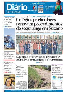 Jornal Diário de Suzano - 05/04/2019