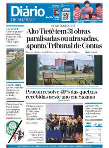 Jornal Diário de Suzano - 06/04/2019