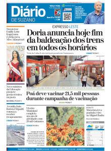 Jornal Diário de Suzano - 08/04/2019