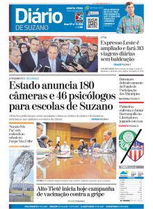 Jornal Diário de Suzano - 09/04/2019