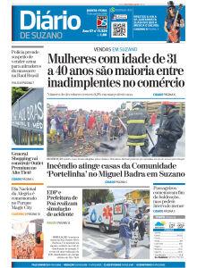 Jornal Diário de Suzano - 10/04/2019