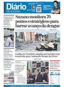 Jornal Diário de Suzano - 11/04/2019