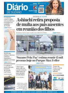 Jornal Diário de Suzano - 12/04/2019