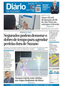 Jornal Diário de Suzano - 02/05/2019