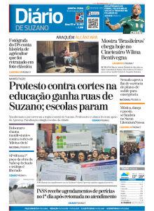Jornal Diário de Suzano - 15/05/2019