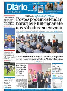 Jornal Diário de Suzano - 17/05/2019