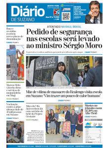 Jornal Diário de Suzano - 21/05/2019