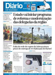 Jornal Diário de Suzano - 22/05/2019