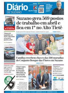 Jornal Diário de Suzano - 24/05/2019