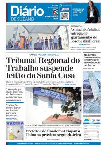 Jornal Diário de Suzano - 31/05/2019