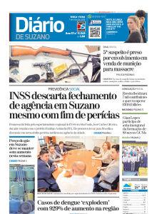 Jornal Diário de Suzano - 06/05/2019
