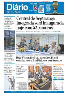 Jornal Diário de Suzano - 09/05/2019