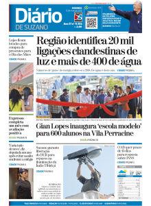 Jornal Diário de Suzano - 11/05/2019