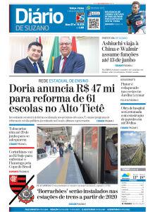 Jornal Diário de Suzano - 03/06/2019