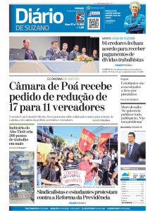 Jornal Diário de Suzano - 14/06/2019