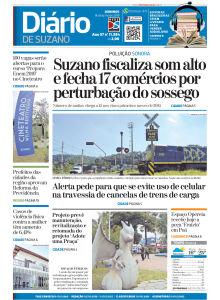 Jornal Diário de Suzano - 15/06/2019