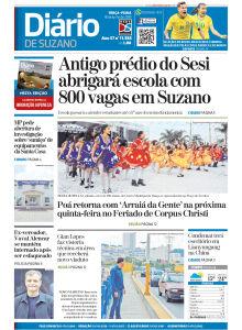 Jornal Diário de Suzano - 17/06/2019