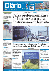 Jornal Diário de Suzano - 22/06/2019
