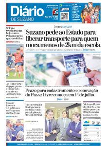 Jornal Diário de Suzano - 26/06/2019