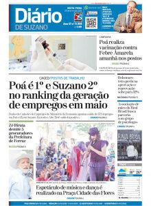 Jornal Diário de Suzano - 27/06/2019