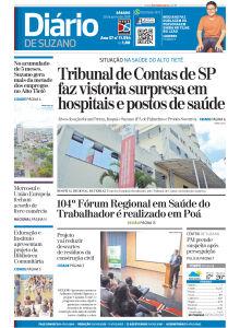 Jornal Diário de Suzano - 29/06/2019