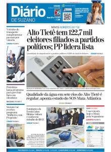 Jornal Diário de Suzano - 07/06/2019