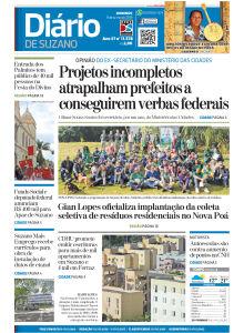 Jornal Diário de Suzano - 08/06/2019