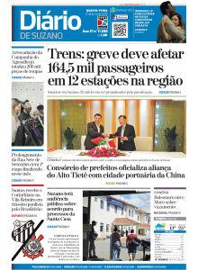 Jornal Diário de Suzano - 11/06/2019