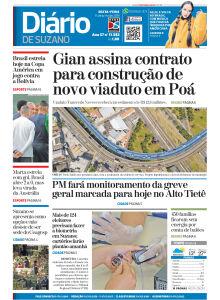 Jornal Diário de Suzano - 13/06/2019