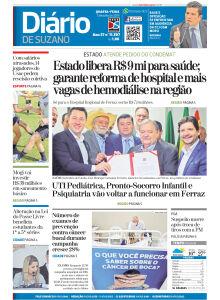 Jornal Diário de Suzano - 02/07/2019