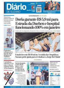 Jornal Diário de Suzano - 13/07/2019