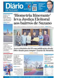 Jornal Diário de Suzano - 15/07/2019